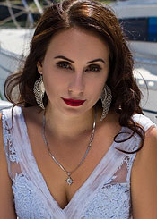 Renata, (37), de Europa del Este es soltera