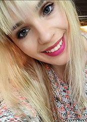 Yana, (34), aus Osteuropa ist Single