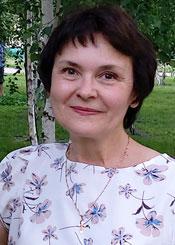 Inna, (55), de Europa del Este es soltera