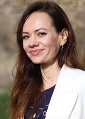 Nastya eine ukrainische Frau
