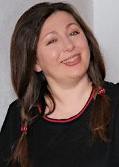 Natali, (51), aus Osteuropa ist Single