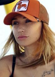 Yulia, (36), aus Osteuropa ist Single