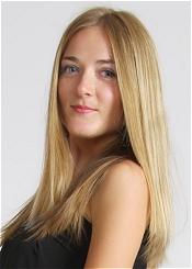 Elena eine Frau aus Weissrussland