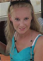 Ilona eine Frau aus Weissrussland