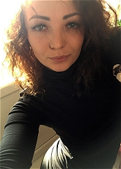 Alesja eine Frau aus Weissrussland
