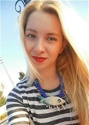 Uljana eine Frau aus Weissrussland