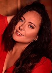 Darja eine Frau aus Weissrussland