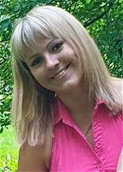 Kristina eine Frau aus Weissrussland