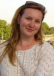 Christina eine Frau aus Weissrussland
