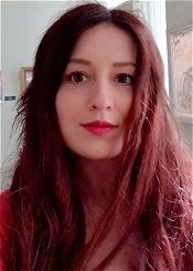 Tatsiana eine Frau aus Weissrussland