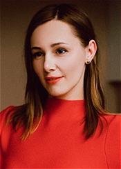 Natalija eine Frau aus Weissrussland
