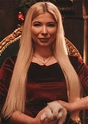 Svetlana eine Frau aus Weissrussland