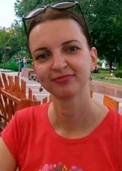 Nina eine Frau aus Weissrussland