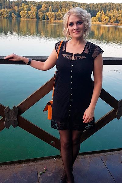 Olga - Partnervermittlung Weissrussland, Foto 1