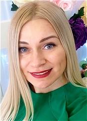 Galina eine Frau aus Weissrussland