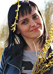 Oksana eine Frau aus Weissrussland