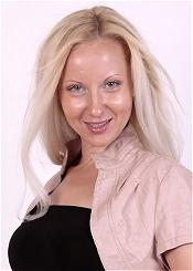 Viktoria eine ukrainische Frau
