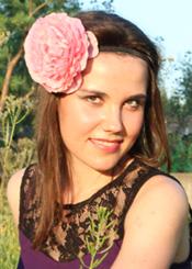 Ksenia eine ukrainische Frau