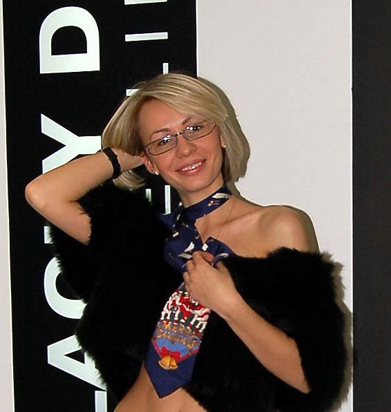 Ukrainische Frauen Partnervermittlung Kateryna eine hübsche ukrainische Frau, Foto (1)