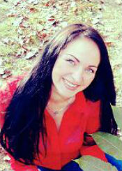 Frau aus der Ukraine - Evgenia sucht Ehemann