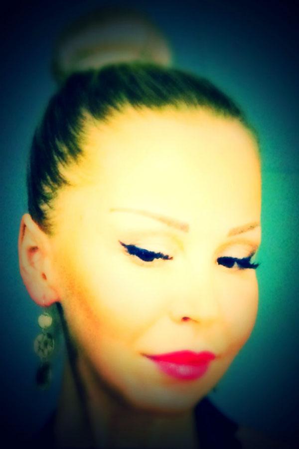 Ukrainische Frauen Partnervermittlung Elena eine hübsche ukrainische Frau, Foto (4)
