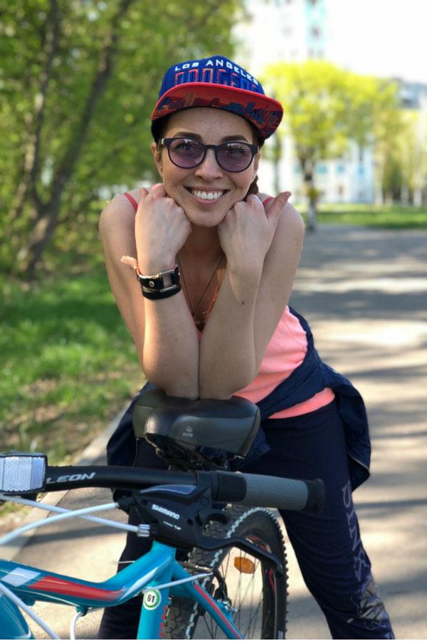 Ukrainische Frauen Partnervermittlung Olga eine hübsche ukrainische Frau, Foto (7)
