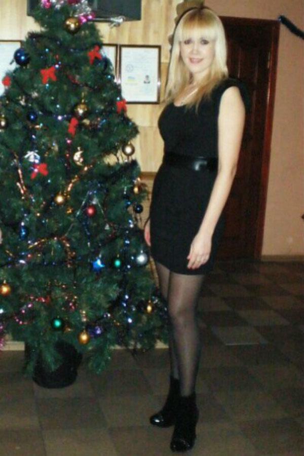 Ukrainische Frauen Partnervermittlung Olesya eine hübsche ukrainische Frau, Foto (1)