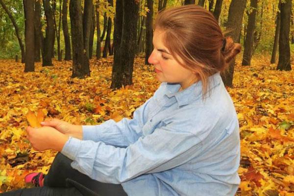 Ukrainische Frauen Partnervermittlung Ksenia eine hübsche ukrainische Frau, Foto (8)