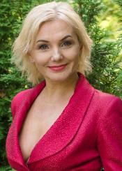 Galina, (52), eine ukrainische Frau