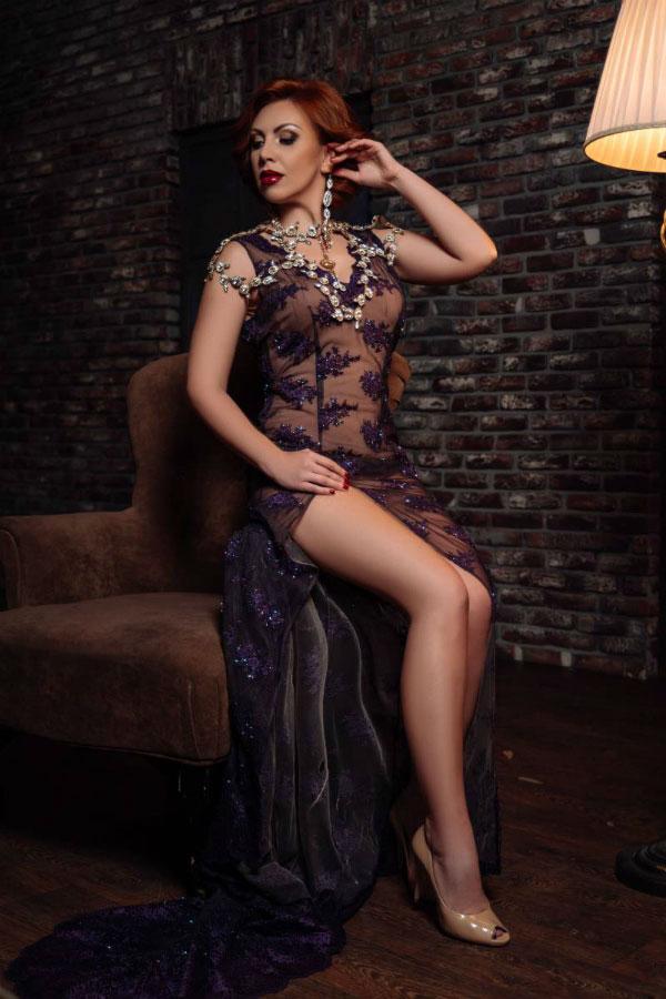 Ukrainische Frauen Partnervermittlung Irina eine hübsche ukrainische Frau, Foto (2)