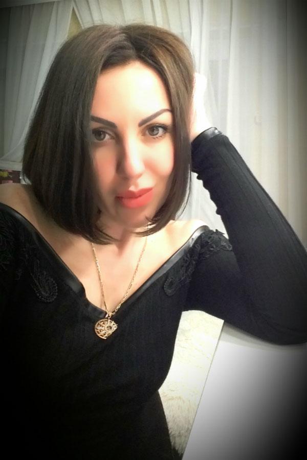 Ukrainische Frauen Partnervermittlung Irina eine hübsche ukrainische Frau, Foto (3)