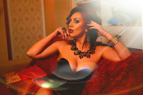 Ukrainische Frauen Partnervermittlung Irina eine hübsche ukrainische Frau, Foto (6)