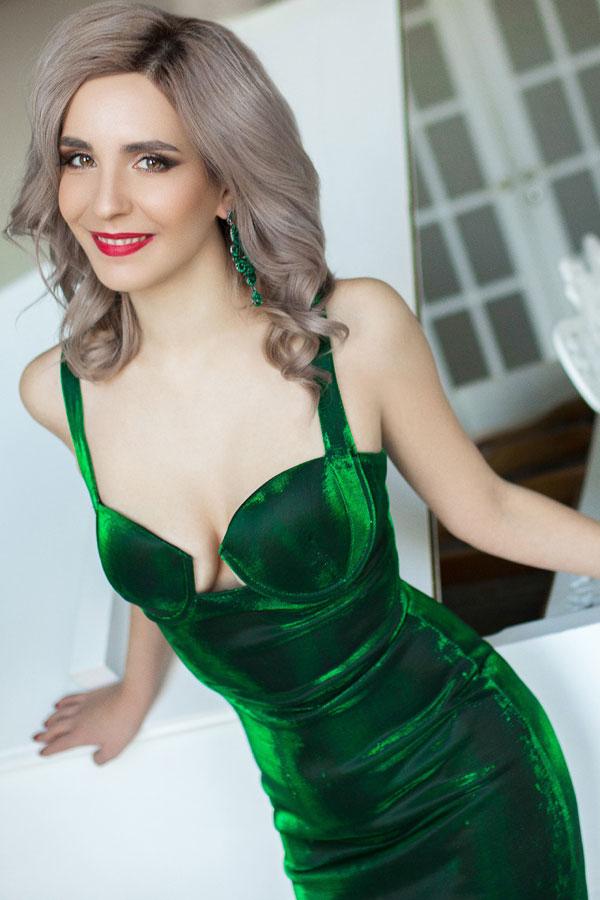 Ukrainische Frauen Partnervermittlung Dana eine hübsche ukrainische Frau, Foto (4)