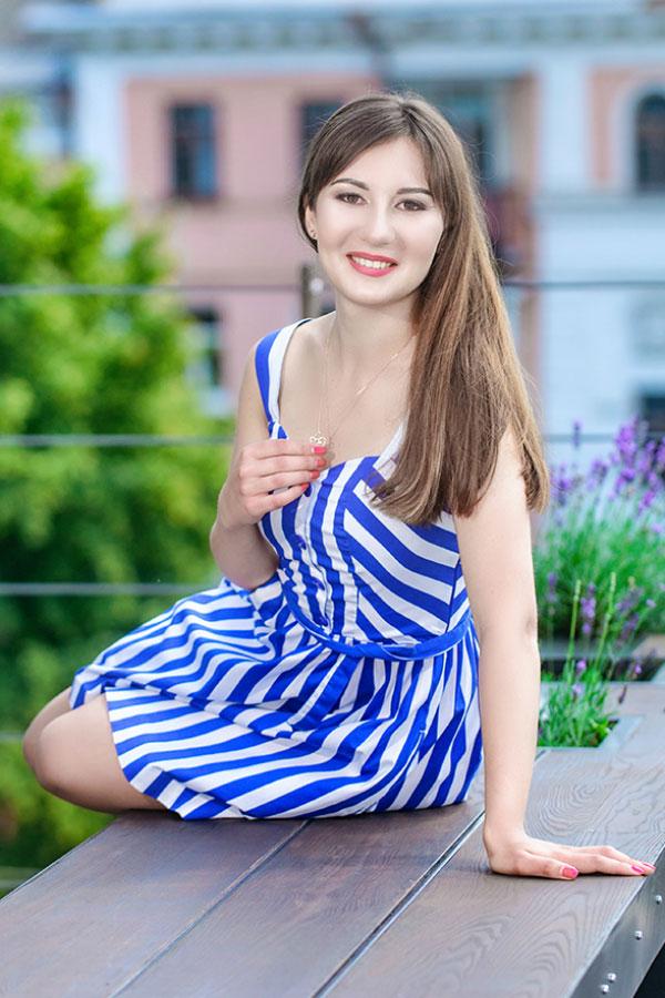Ukrainische Frauen Partnervermittlung Ekaterina eine hübsche ukrainische Frau, Foto (4)