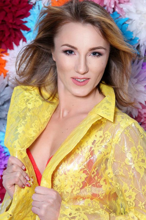 Ukrainische Frauen Partnervermittlung Viktoria eine hübsche ukrainische Frau, Foto (5)