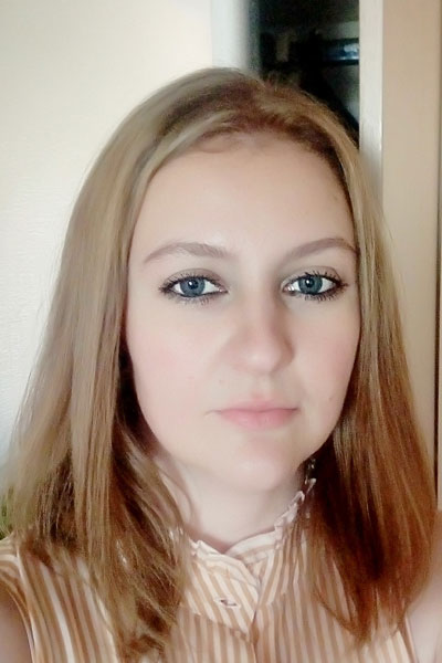 Ukrainische Frauen Partnervermittlung Valeriya eine hübsche ukrainische Frau, Foto (1)