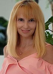 Viktoria, (47), eine ukrainische Frau