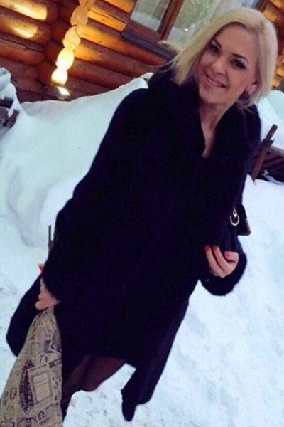 Ukrainische Frauen Partnervermittlung Alyona eine hübsche ukrainische Frau, Foto (5)