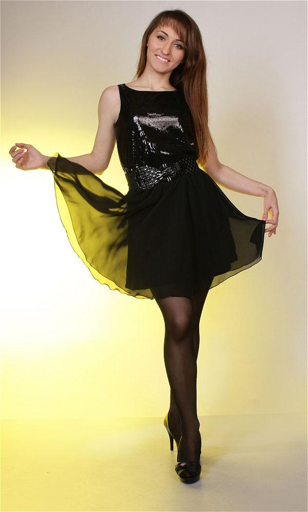 Ukrainische Frauen Partnervermittlung Olena eine hübsche ukrainische Frau, Foto (2)