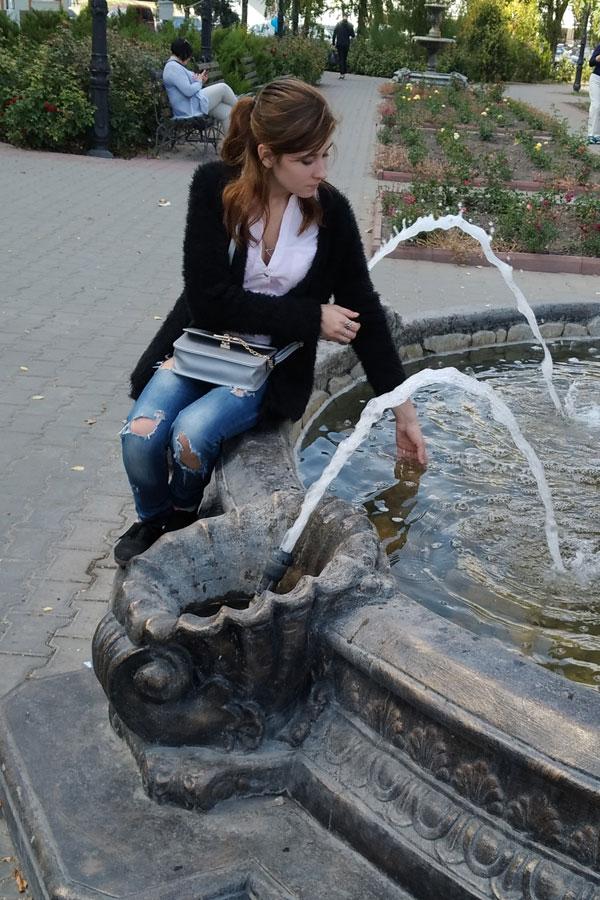 Ukrainische Frauen Partnervermittlung Viktoria eine hübsche ukrainische Frau, Foto (2)