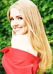 Tatiana, (23), eine ukrainische Frau