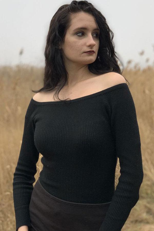 Ukrainische Frauen Partnervermittlung Oksana eine hübsche ukrainische Frau, Foto (5)