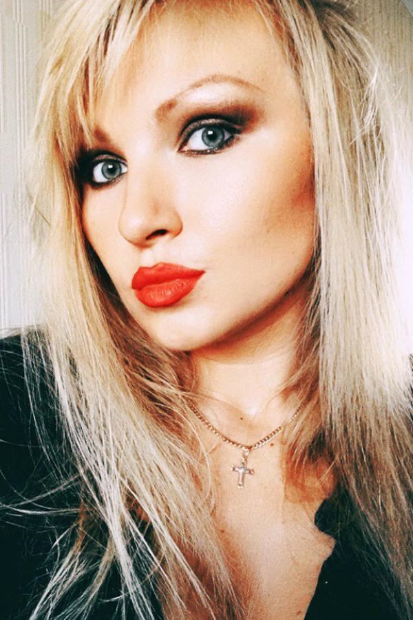 Ukrainische Frauen Partnervermittlung Karina eine hübsche ukrainische Frau, Foto (6)