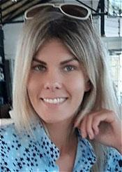 Irina, (32), eine ukrainische Frau