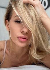 Alla, (29), eine ukrainische Frau