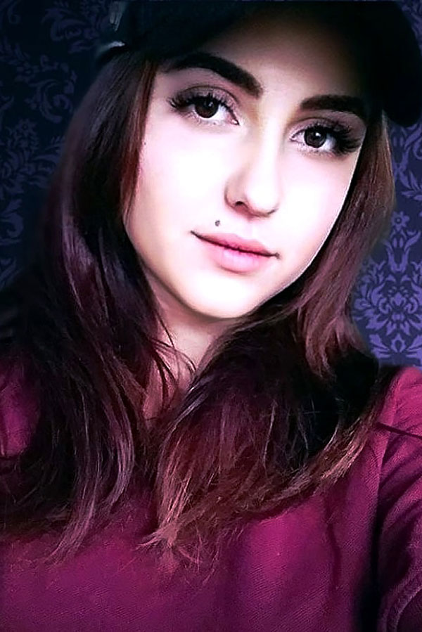 Ukrainische Frauen Partnervermittlung Anastasia eine hübsche ukrainische Frau, Foto (2)