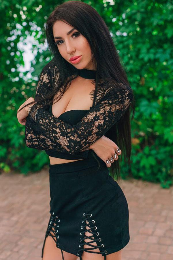 Ukrainische Frauen Partnervermittlung Kristina eine hübsche ukrainische Frau, Foto (6)