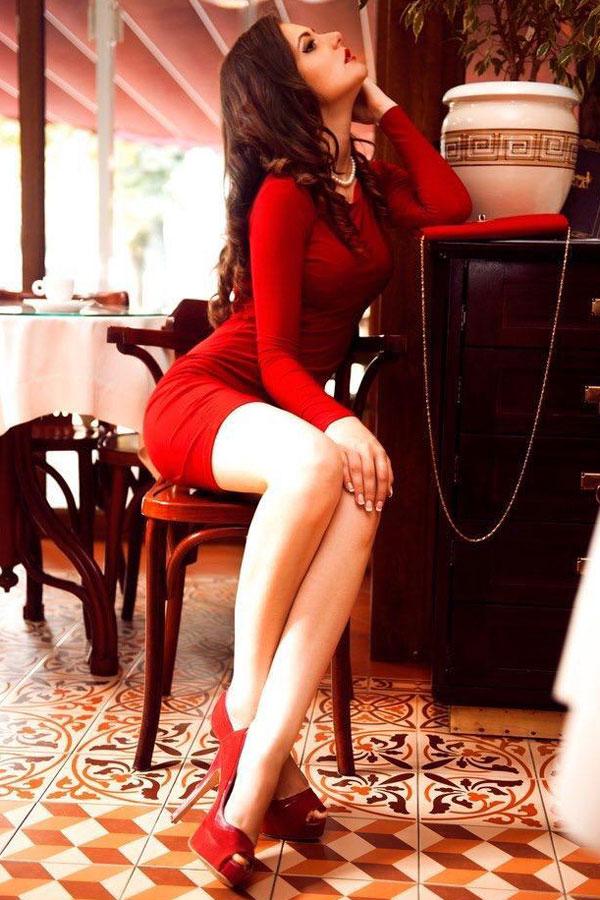 Ukrainische Frauen Partnervermittlung Diana eine hübsche ukrainische Frau, Foto (1)