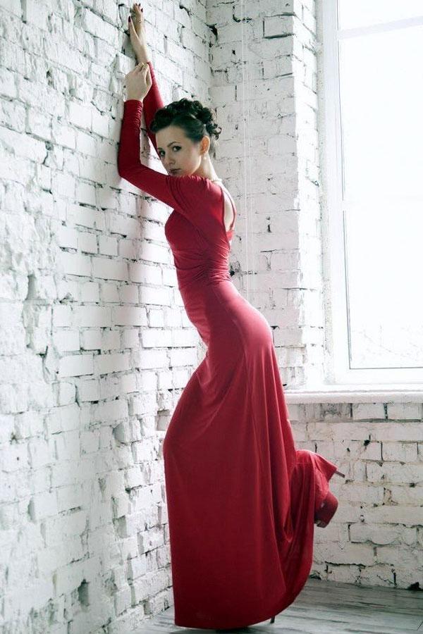 Ukrainische Frauen Partnervermittlung Diana eine hübsche ukrainische Frau, Foto (2)