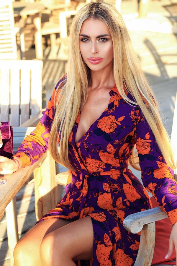 Ukrainische Frauen Partnervermittlung Natalia eine hübsche ukrainische Frau, Foto (5)